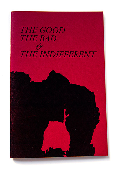 33-TCFIC&R-TheGoodTheBad&TheIndifferent-Cover400