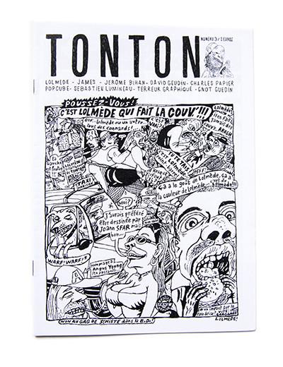 37-GillesRochier-TonTon#3-Cover400