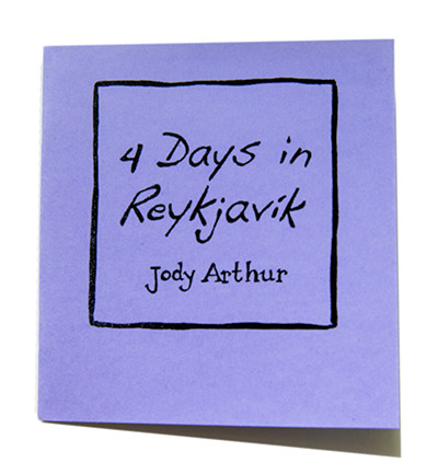 48-JodyArthur-4Days-Cover400